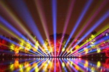 Đèn sân khấu Khánh Hòa