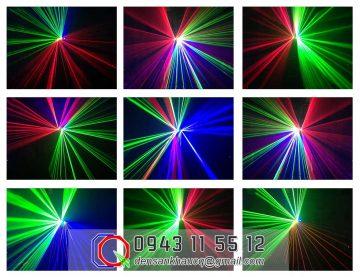 Đèn laser Trila