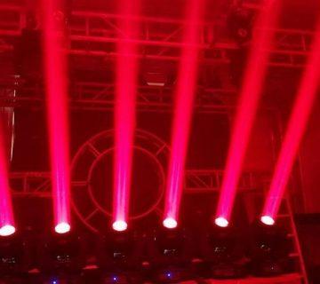 Đèn sân khấu Bình Thuận