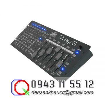 Bàn điều khiển DMX 512 Obey 6